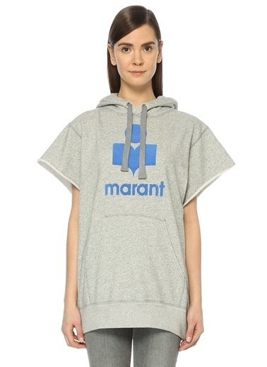 Etoile Isabel Marant Sweatshirt Gri